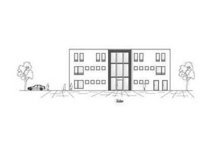 Projektiertes Büro- u. Praxisgebäude im Gewerbegebiet Reichertshofen