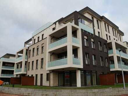 2-Zimmer-Wohnung in Cloppenburg, Erstbezug mit Einbauküche und Balkon