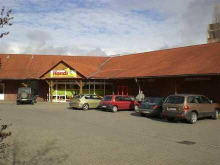 Fachmarktzentrum zur Entwicklung in Gatersleben