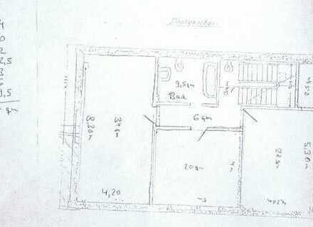 Helle, geschmackvolle drei Zimmer Wohnung in Südwestpfalz (Kreis), Wilgartswiesen