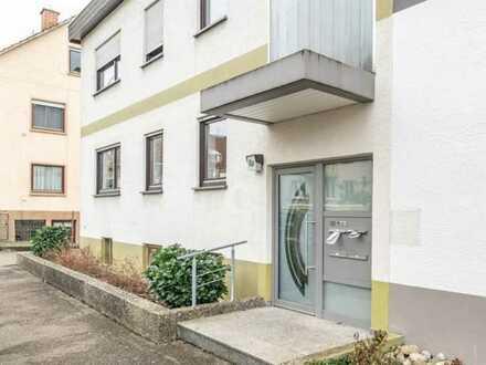Lichtdurchflutete 5 Zimmer Wohnung in zentraler Lage von Offenburg