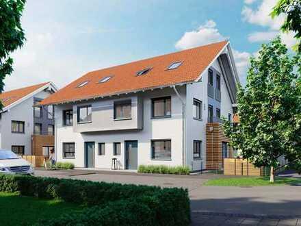 Zeitlos schöne Doppelhaushälfte mit modernem Wohnkomfort im idyllischen Münchner Süden