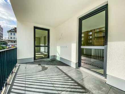 Herrlich großzügige 2,5 Zimmer Wohnung nahe Contrescarpe - Erstbezug