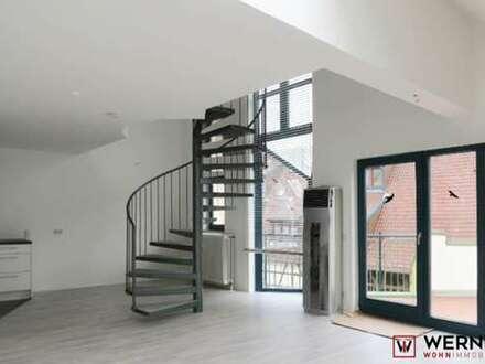 *Großzügige Maisonette-Wohnung mit Dachterrasse in Beilstein*