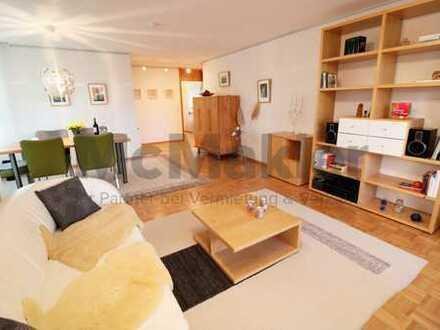 Wohnglück am Bodensee! Hochwertig renovierte 3,5-Zimmer-Wohnung mit Balkon in Immenstaad!