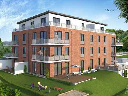 Lilienthal 3-Zimmer Neubau 2019, barrierefrei mit großer Terrasse