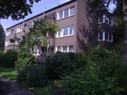 2 Zi-Wohnung in einem gepflegten Mehrfamilienhaus in Duisburg-Aldenrade