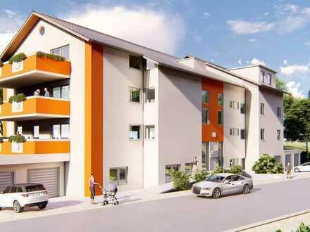 Familienglück in einer TOP Neubauwohnung, 4,5 Zi. mit 126,76 qm in Massivbauweise