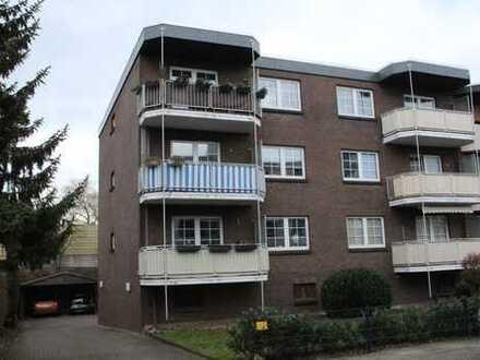 gepflegte 3-Zimmer-EG-Wohnung mit Südbalkon in Bremen-Findorff