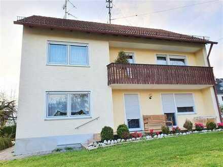 Gepflegtes Zweifamilienhaus in Gabelbachergreut / Zusmarshausen