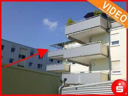 Tolle 2-Zimmer-Wohnung in Nürnberg-Altenfurt mit Balkon und Tiefgaragenstellplatz