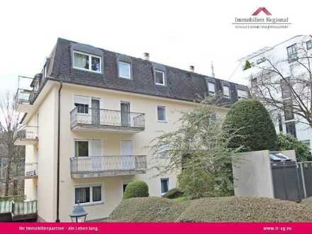 2-Zimmer-Wohnung mit viel Potenzial am Fremersberg