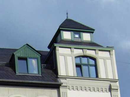 Dachgeschosswohnung im Schloßviertel mit Aussicht!