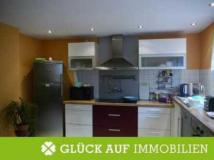 Grosszügige Dachgeschoss-Whg. mit Dachterrasse in S/W-Ausrichtung und Kamin in Essen-Frintrop