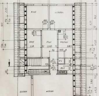 850 €, 117 m², 4 Zimmer