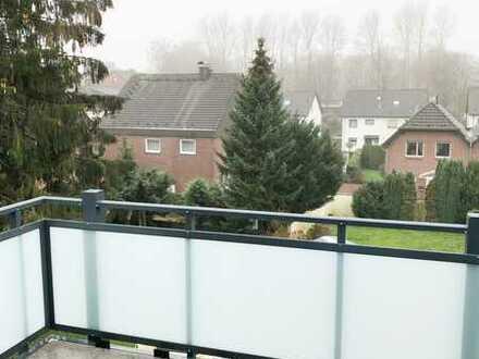 Moderne, kürzlich renovierte Wohnung mit Dachgeschoss!