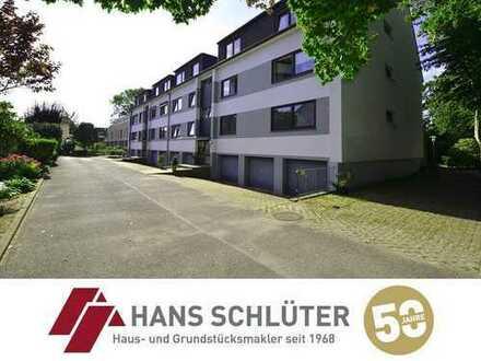 Großzügige 3 Zimmer Wohnung mit Sonnenterrasse in ruhiger Lage Horns!