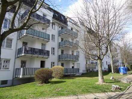 Sonnige DG-Wohnung in Schlosschemnitz ... langjährig vermietet - 6 % Rendite!