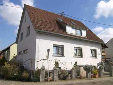 Freistehendes Ein- bis Zweifamilienhaus in Rastatt-Plittersdorf