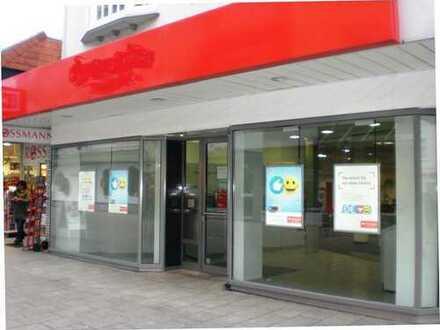 Attraktive City-Verkaufsfläche Fußgängerzone WHV, ggf. auch an Interimsmieter !