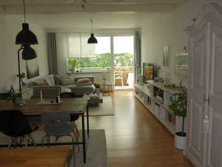 KA-Weststadt 2 Zimmer - Wohnung mit EKB, 76m², ZH, Balkon, Lift, hochwertige Ausstattung