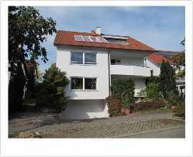 AKTUALISIERT ! - Exklusive, gepflegte 3-Zi-EG-Wohnung mit Südterrasse und EBK in Leonberg (Eltingen)
