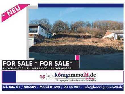 Baugrundstück in ruhiger Ortsrandlage von Homburg-Einöd