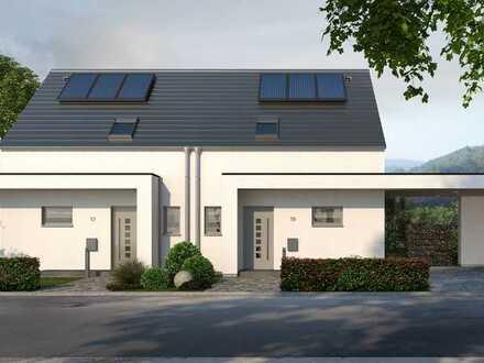 Doppelhaus Double 1 – großzügig und komfortabel