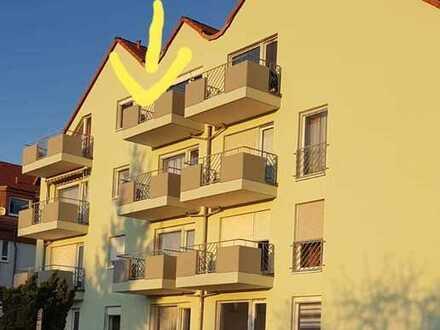 Schöne, moderne 2 Zimmerwohnung in ruhiger Lage - ohne Provison!