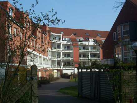 Schöne 2-Zimmer-Wohnung mit Blick ins Grüne als Kapitalanlage