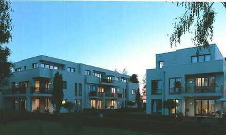 moderne Neubauwohnung mit Terrasse