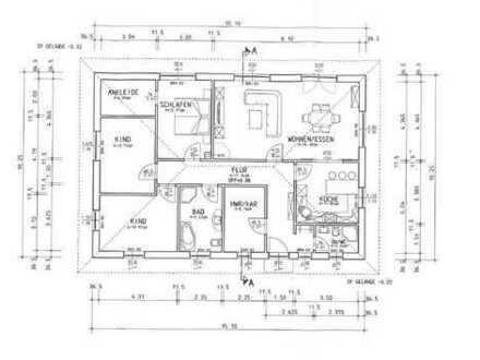 Schönes Haus mit fünf Zimmern in Oberhavel (Kreis), Kremmen OT Sommerfeld in ruhiger Lage