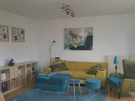 4-Zimmer-Maisonette-Wohnung mit Balkon und EBK in Malsch