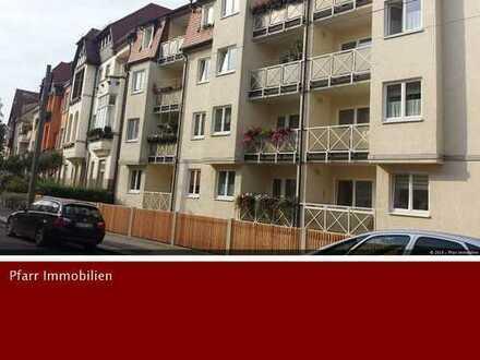 Dresden - Laubegast - Reizvolle 3-Raumwohnung mit Balkon!