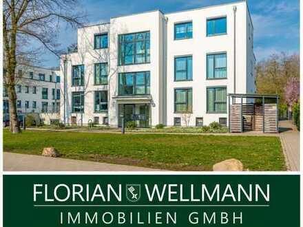 Bremen - Lehesterdeich   3-Zimmer Erdgeschosswohnung in ruhiger Sackgassenstraße