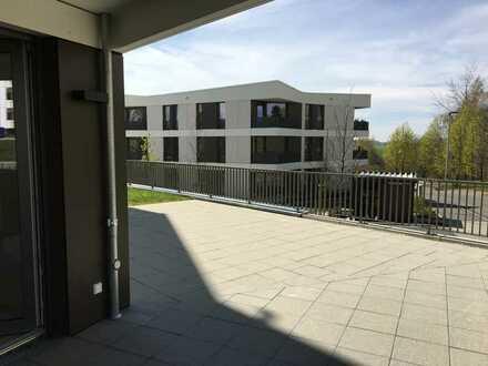2-Raum-Eigentumswohnung mit super Terrasse für Sie gebaut-jetzt auch im Dauerwohnrecht nutzbar!