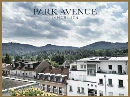 Eigentumswohnung im Herzen der Innenstadt Baden-Badens