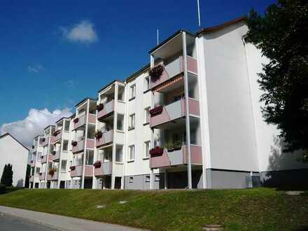 Schöner wohnen in charmanter 3-Raum-Wohnung in ländlicher Lage