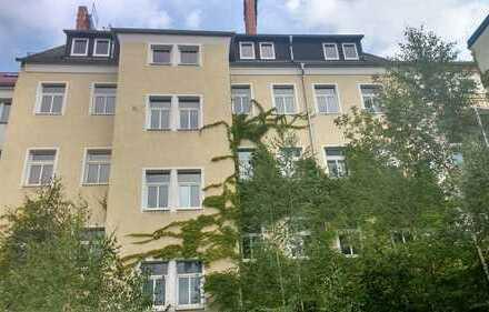 Chemnitz Lutherviertel/Zentrum - Sanierungsbedürftig