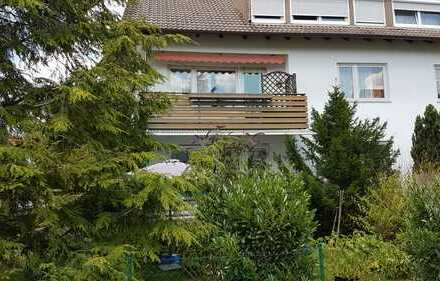 Modernisierte 3-Zimmer-Wohnung mit Balkon in Bad Wörishofen
