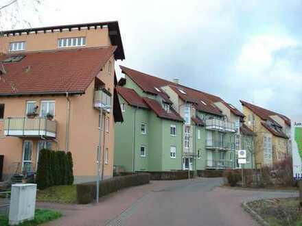 2 Zimmer mit Westbalkon am Sonnenhang in Eberswalde