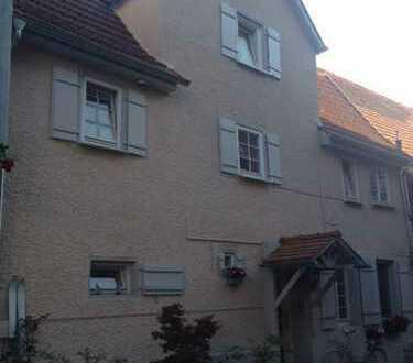 Modernes Haus mit historischen Wurzeln in der Altstadt von Bönnigheim - Keine Makleranfragen !