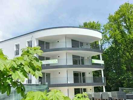 Erstbezug : Attraktiv konzipierte Zweizimmerwohnung mit Südbalkon
