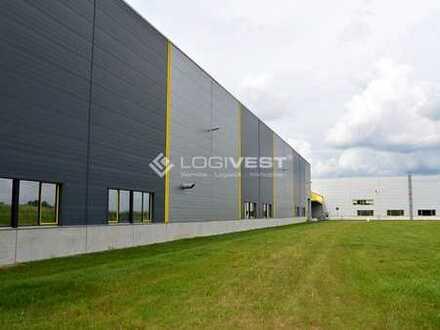Moderne Lagerhallen bei Ingolstadt - NEUBAU