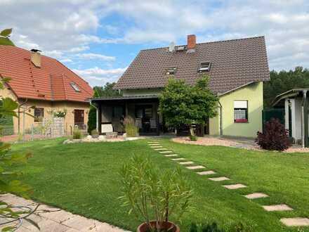 Schönes Haus mit fünf Zimmern in Mecklenburg-Strelitz (Kreis), Wesenberg