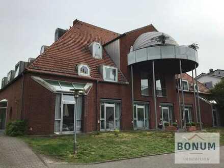 Extravagante Studiowohnung mit Penthouse-ähnlichem Charakter in Weyhe-Leeste zu mieten