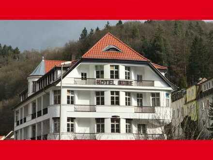 STUDENTEN-WHG/ZIM. ? EHEMALIGES GROSSZÜGIGES HOTEL M. NEBENGEBÄUDEN NUR 15 KM VON BAYREUTH