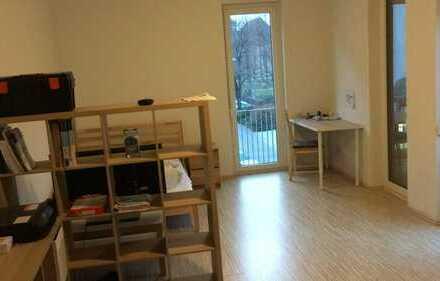 Nachmieter gesucht für geräumige Einzimmerwohnung in zentraler Lage