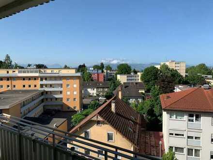 Zentrale 3-Zimmer Wohnung in Aeschach