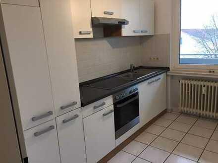 *modernisierte 2-Zimmer mit Einbauküche*